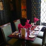 Old Tollgate - One of the dining areas
