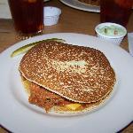 Fantastic Bar-B-Q Sandwich