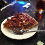 Awesome pecan pie!