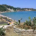 Porto Zoro beach