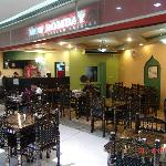 The restaurants full view.