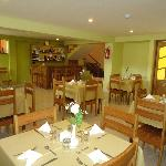 Comedor - Bar, capacidad 40 personas