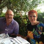 Cathy et patrice au Roche belle 19 juin 2012