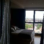 19th Floor master bedroom