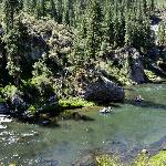 Truckee River, Above Airplane Rapid