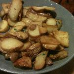 pomme de terre en accompagnement