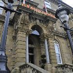 Grand Hotel - Classic Victorian Entrance
