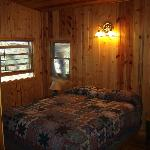 Master Bedroom - Other Room had Two Bunkbeds