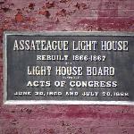 Assateague Light House
