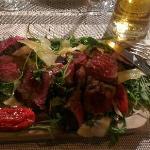 Beef sallad - excellent