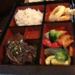 Galbi - Lunch Bento