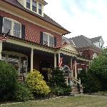 Harvest Moon Bed & Breakfast - Front Entry