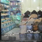 Un negozio di spezie!