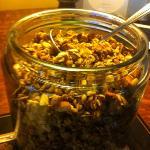 granola - yum