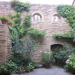 The Courtyard at Exletxe