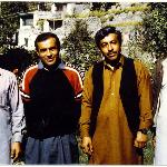 Founders of Hilltop Hotel Karimabad Hunza