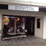 Scratch Foto