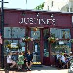 Justine's Ice Cream Parlor