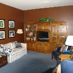 Deerleap Suite Living Room