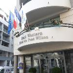 Photo de Best Western Hotel Du Pont Wilson