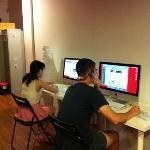 free iMac access