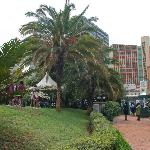 Memorial Gardens in Nairobi