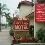 佈雷亞海蘭汽車旅館