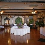 Resturant Buffet Area