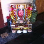 Buddah shrine