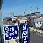 Dry Dock Motel Seaside Heights NJView