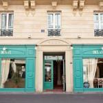 Photo de Hotel Delambre