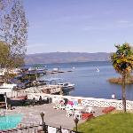 Anchorage Inn Lakeport CAPatiowith View