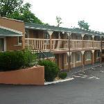 Battlefield Inn Springfield MOExterior