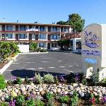 Pacific Shores Inn Morro Bay CAExterior