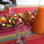 le petit dejeuné