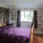 Broadpark Breaks B&B nr Bideford North Devon - Plum room.