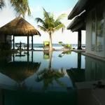 pool - ocean villa