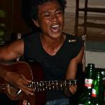 Alwin in action