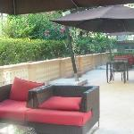 Area relax - giardino hotel