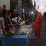 Activity: Giving Alms