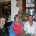 Ioanna,Mary & Manolis