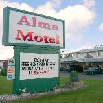 Alma Motel Alma MIExterior