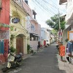 Street, Fort Kochi