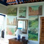 room painting-Ted's paintings