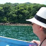 island boat tour