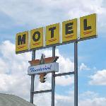 Thunderbird Motel Hillsboro TXSign