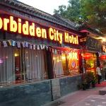 Foto de Forbidden City Hostel