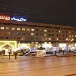 Гостиница Амакс Премьер-отель