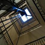 stairwell / elevator shaft