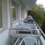 NO Privacy - Balcony 9left view)